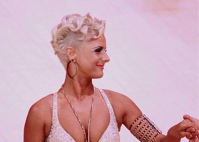 banana peel hairstyle : Great Ballroom Dance Hairstyle is the key to Great Ballroom Dance ...