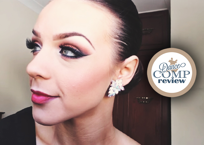 Orange Blend Dance Makeup Tutorial Dance Comp Review