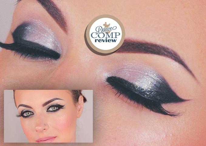 No More Raccoon Eyes Makeup! - Dance Comp Review Raccoon Eyes Makeup