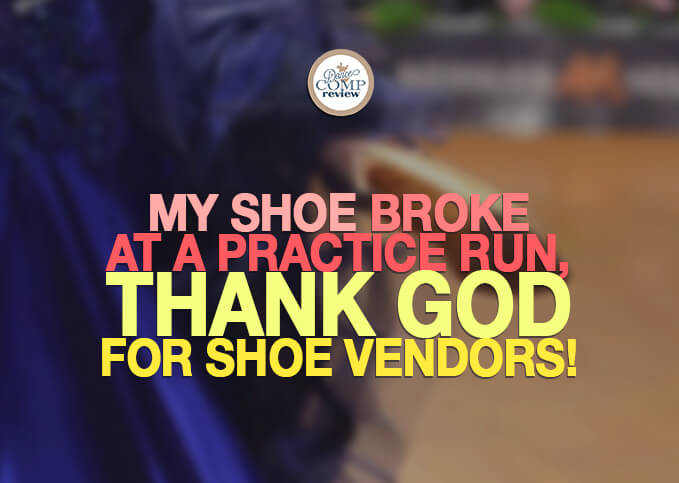 10-My-shoe-broke-at-a-practice-run,-thank-god-for-shoe-vendors!