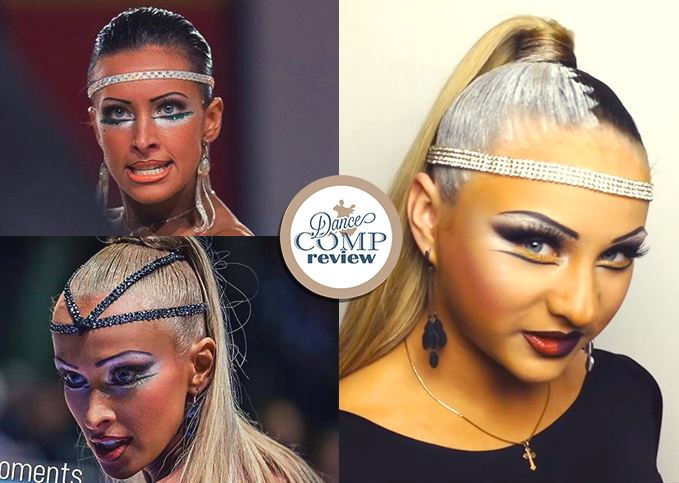 Admirable Hairstyle Archives Dance Comp Review Short Hairstyles Gunalazisus